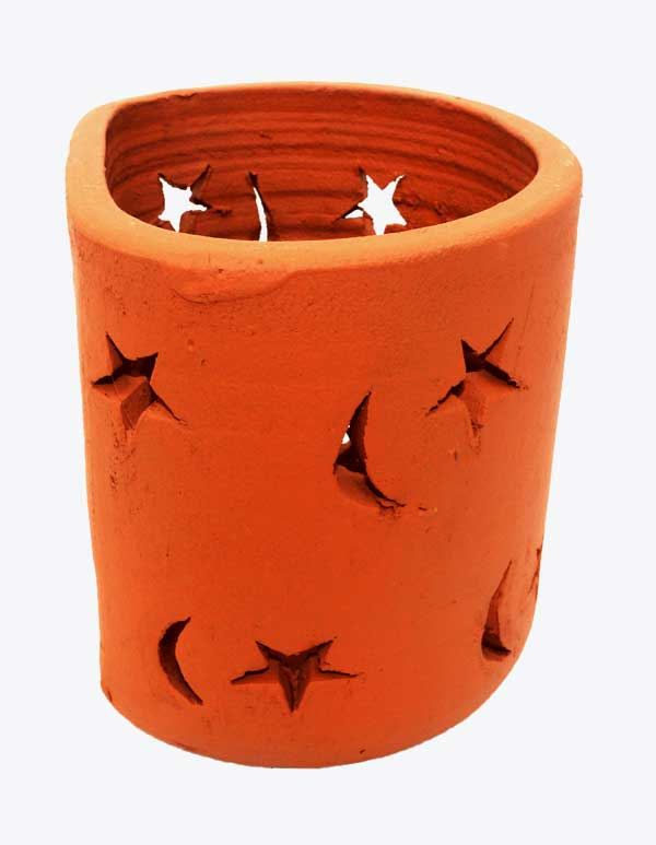 Wall Orchid Planter Star Cut (TCP 141)